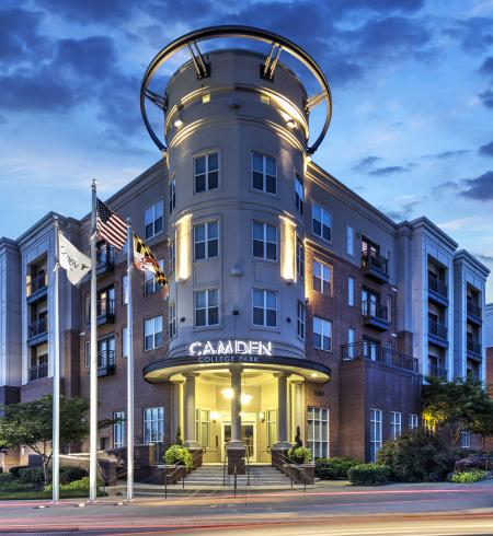 Camden College Park Apartments in College Park, Maryland