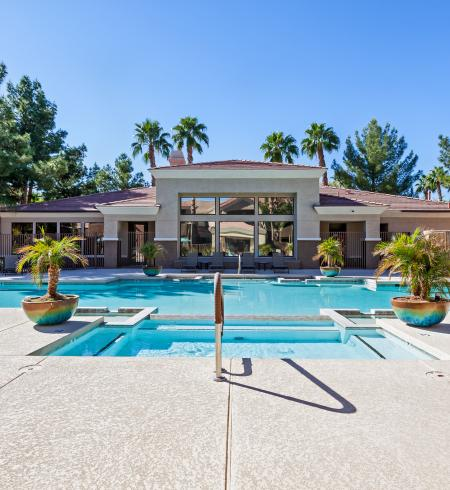 Camden Pecos Ranch Apartments in Chandler, Arizona