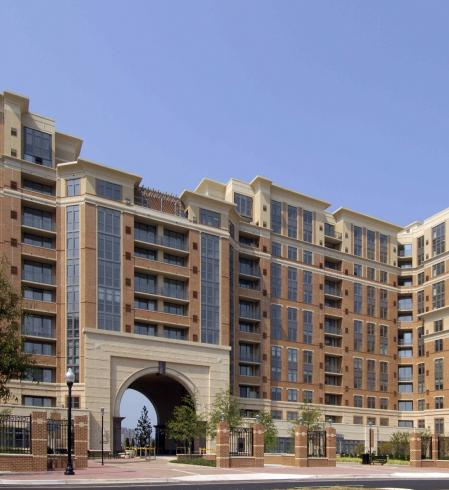 Camden Potomac Yard Apartments in Arlington Virginia near Washington DC