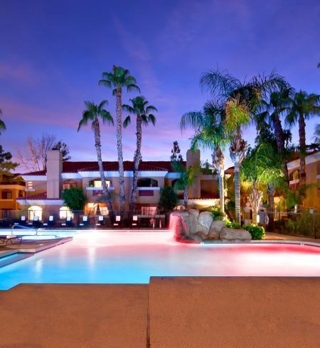 Camden San Paloma apartments in Scottsdale, Arizona.