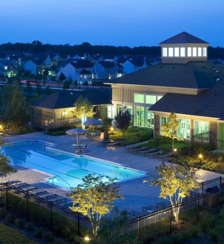 Camden Silo Creek Apartments in Ashburn, Virginia