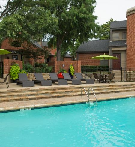 Camden Valley Park Apartments in Irving, Texas