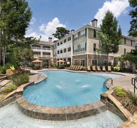 Camden Creekstone Apartments Salt Water Pool