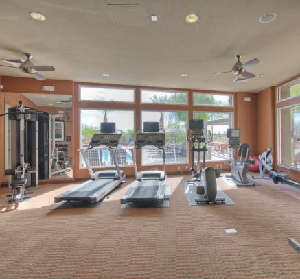 Camden Sotelo fitness center in Tempe, Arizona.