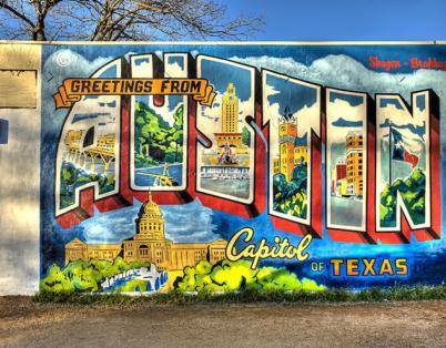 La Frontera Neighborhood in Austin, Texas