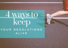 Four ways to keep New Years Resolution Alive, Camden, Gym, Fitness Center, and Healthy Living